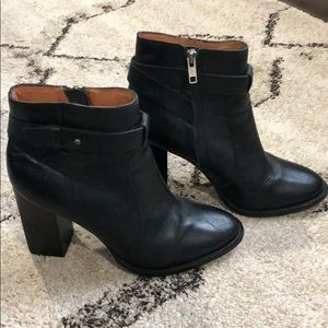 Madewell Sammie ankle boot